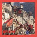 Welline 100-150Tph rock de trituración planta