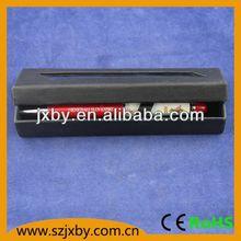 Plastic Liquid Pen with Custom 3D Floater fat plastic liquid pen