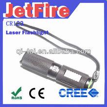 Custom promotional cr123 promotion flashlight