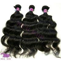 Ideal hair arts Full cuticle black star hair weave hair extension