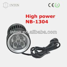 2200 lumens cree xm-l u2 high-end bike light