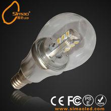2013 new 4w E14 E12 LED candle light /led candle bulb
