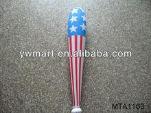 Promotion PVC inflatable baseball bat