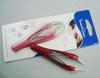 Plastic and Stainless steel eyebrow tweezer&Professional eyelash Tweezer& Eyelash Extension Tweezer