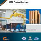MDF Production Line / Medium Density Fireboard Production Line /Fiberboard Making Machine