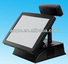 all in one touch pos terminal/desktop pos terminal/ticketing pos terminal