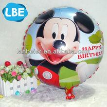Balão de publicidade 4 cores impressas balão