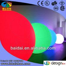 electron swimming pool ball light