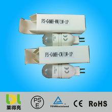 led similar Phillip G4 G9 capsule lamp led bulb 1.5w 3w