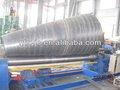 3 rolo chapa mecânica máquina de rolamento com cone dispositivo& folha máquina de dobra