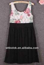 Nice style cute lace dress ladies design summer dress 2013