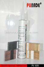Single component pu concrete sealer for construction