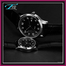 Latest genuine leather wristwatch for his and hers business anniversary gifts