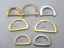 metal slide hook buckles