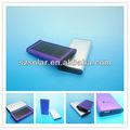 1150 mah de colores con cargador solar diagrama esquemático para móviles y productos digitales