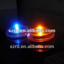 mini craft led submersible light color changeable