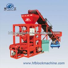 QT4-26 small scale brick making machine