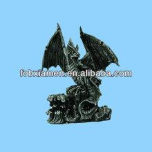 Powerful Polyresin Dragon Figurine