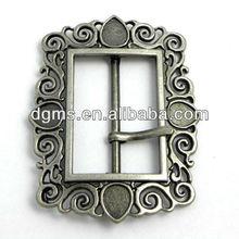 Custom made logo belt buckle