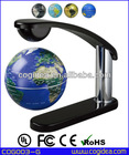 China manufacture electronic gifts, magnetic floating and rotating globe, creative desktop globe