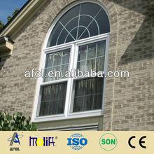 AFOL New Design pvc windows profile system