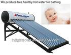 Vacuum Tube Heat Pipe Solar Energy Water Heaters
