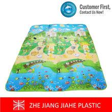 Promotional lamination EPE foam floor mat camping picnic carpet mat