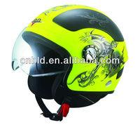 2013 new model DOT ECE HELMET,HALF FACE HELMETmotorcycle racing helmets BLD-228