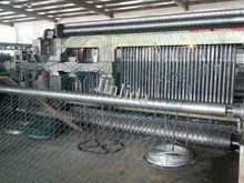 Double Twist 80 x 100mm Mesh Size Gabion Machine For 4.0mm Iron Wire