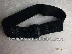 Anti-slippig Elastic Silicone Strap