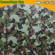 high quality low price camo camouflage vinyl