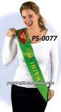 I'm IRISH Party Sssh Supplies