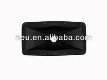 Big Horn Speaker, Black Plastic Speaker horn