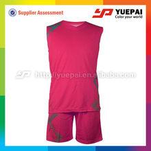 Reversible t-shirts basketball for girls