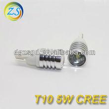 T10 5W cree led bulb