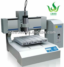 office equipment metal,double color board and acrylic name plates making mini cnc router