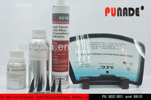 Special pu adhesive for auto glass