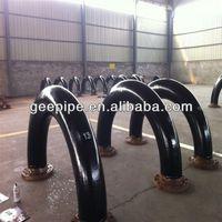 ASME B16.9 standard steel elbow