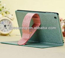 Fashion book style leather case for ipad mini, for ipad mini case