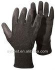Latex coated cut resistant Gloves EN388. High Level Blade Resistance