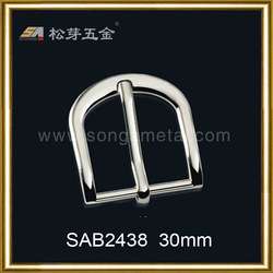 Song A metal Top quality popular style dog collar metal buckle/ buckle strap/Cap buckle strap-SA2438
