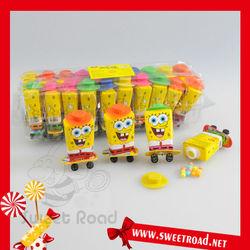 Spongebob Model Candy Toys