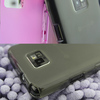 cell phone frosted case for samsung i9100/SII shockproof case for cell phone case