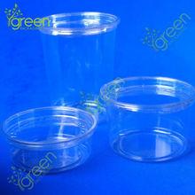 uzun boylu kapatılabilir Plastik yoğurt kapları