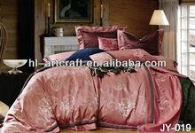 Low Price Reactive Printing Beautiful Bedsheets JY-019