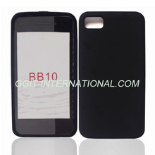 Mobile Phone Silicone Cover for Blackberry Z10 Silicone Case