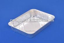 disposable aluminium foil food tray