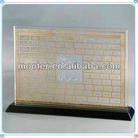 99 Names Allah Crystal Gift for Muslim Souvenirs
