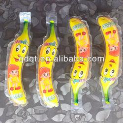 120ml fruit shape packing plastic bag like banana