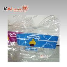 Flexible Flat Bottom Bakery Packing Bag
